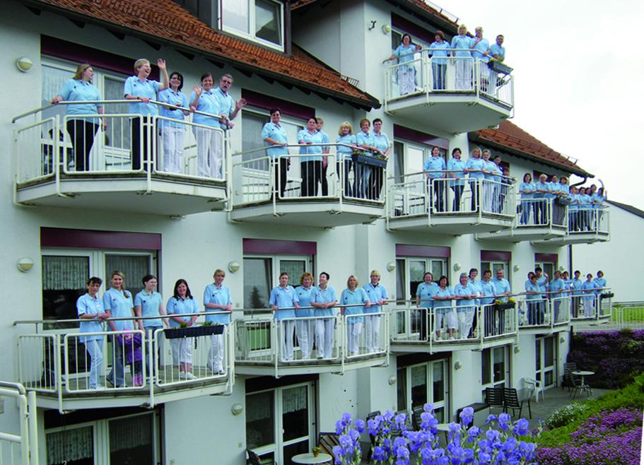 Pflegezentrum Riedstadt